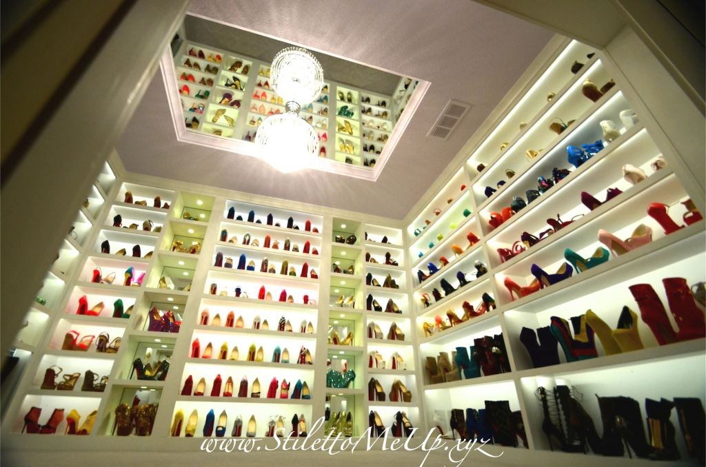 A Shoe Queen Needs A Shoe Palace Stiletto Me Up