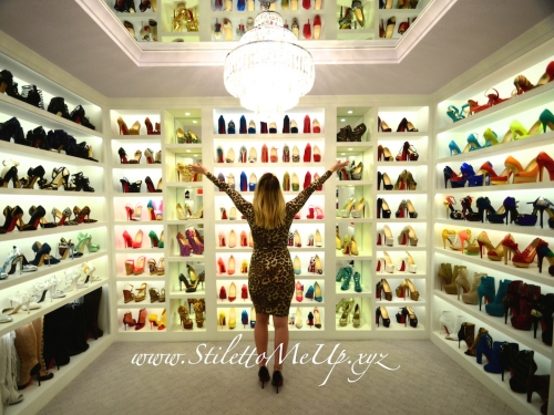 1000  images about Shoe-holic on Pinterest | Pump, Shoe closet and ...