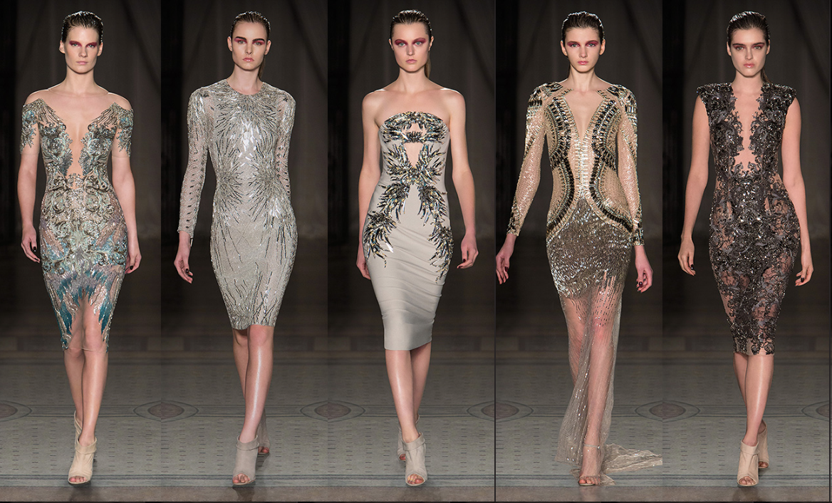 Take a look at julien macdonald autumn winter 2014 lookbook and you