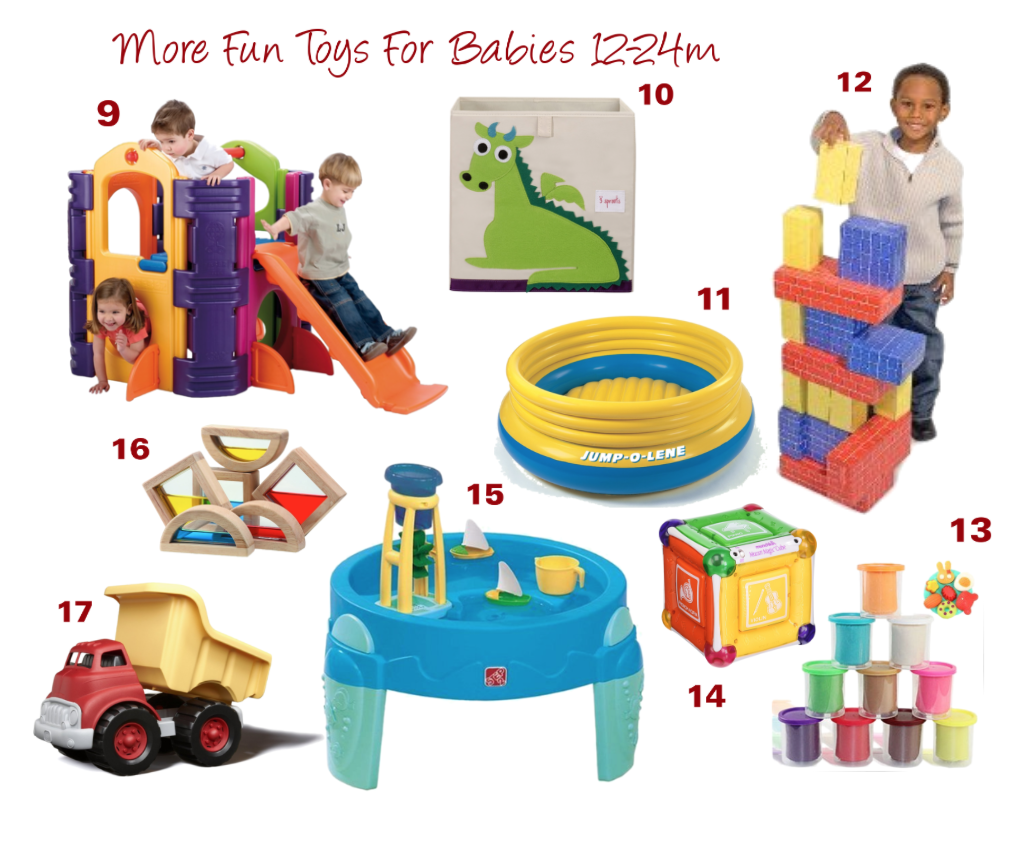 Baby Toys 18 24 Months : Fun toys and activities for your months old baby
