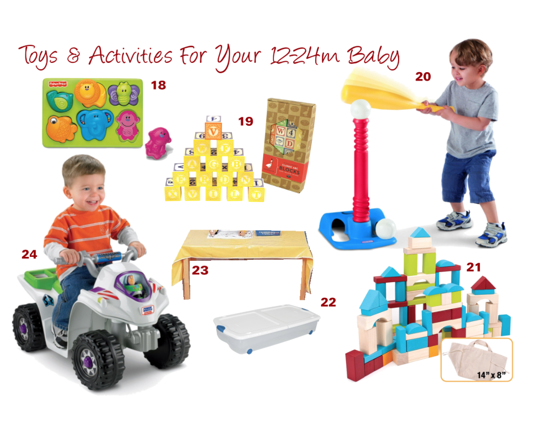 toys for 12-24m