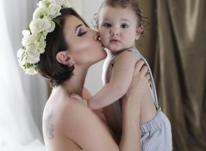 My Maternity Shoot With Lori Dorman