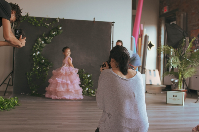 Itty Bitty Toes FW 2018 - Behind The Scenes